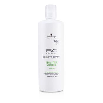 Schwarzkopf - Bonacure Hassas Saç Derisi İçin Yatıştırıcı Şampuan 1000ml