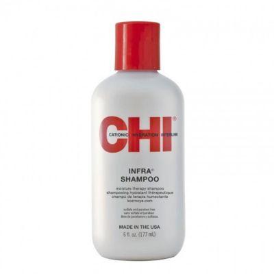 Chi - CHI Infra Sülfatsız Parabensiz Nem Dengeleyici Şampuan 177ml