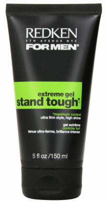 Redken - Redken For Men Stand Tough Extra Sert Kontrol Jel 150ml