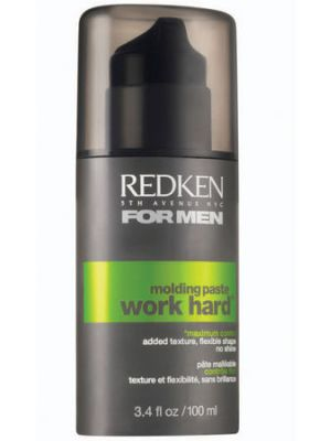 Redken - Redken For Men Work Hard Şekillendirici Macun 100ml