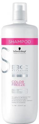 Schwarzkopf - Schwarzkopf Bonacure Renk Koruma Gümüş Yansima Şampuani 1000ml