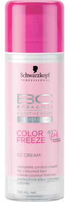 Schwarzkopf - Schwarzkopf Bonacure Color Freeze Renk Koruma CC Krem 150ml