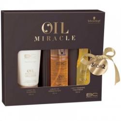 Davines - Bonacure Oil Miracle Light İnce Telli Saçlar İçin Bakım Seti