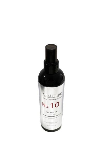 All of Unique - All of Unique No.10 Durulanmayan Saç Sütü 250 ml