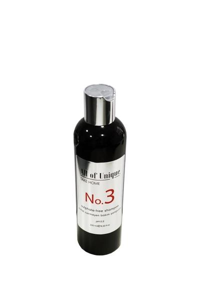 All of Unique - All of Unique No.3 Sülfatsız Bakım Şampuanı 250 ml