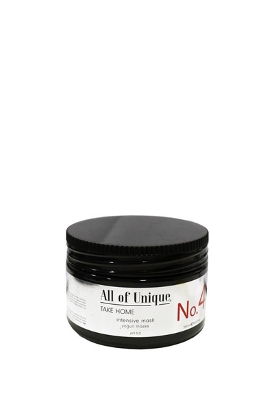 All of Unique - All of Unique No.4 Yoğun Maske 250 ml