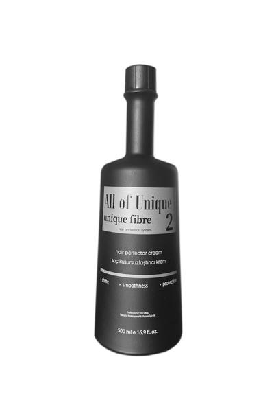 All of Unique - All of Unique Saç Kusursuzlaştırıcı Krem 500 ml