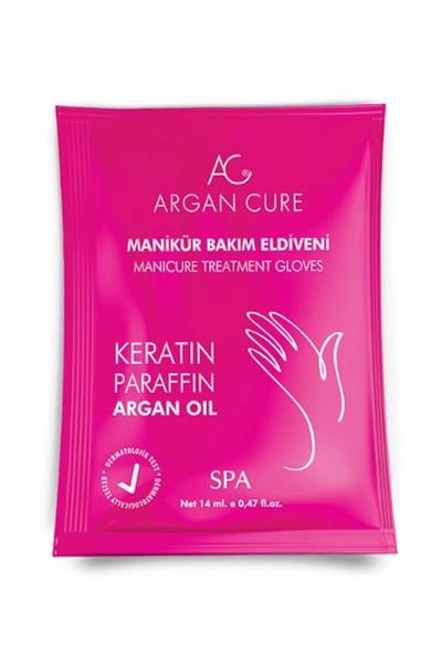 Argan Cure - Argan Cure Manikür Bakım Eldiveni