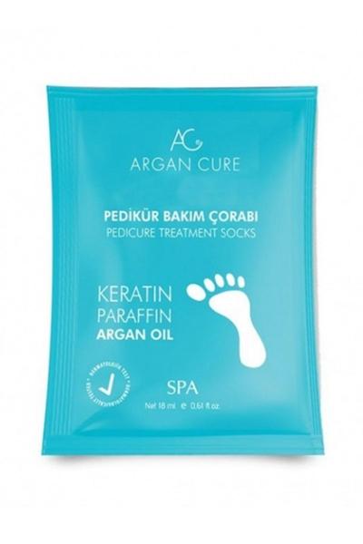 Argan Cure - Argan Cure Pedikür Bakım Çorabı