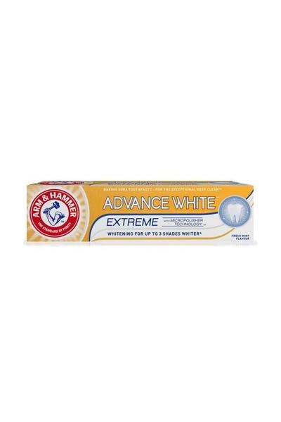 Arm&Hammer - Arm & Hammer Advance White Ekstrem Beyazlatıcı Diş Macunu 75 ml