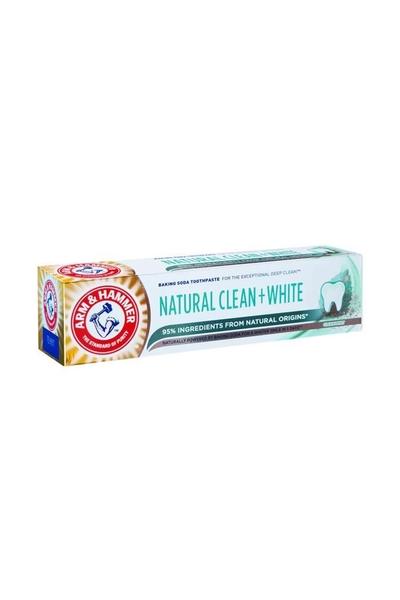 Arm&Hammer - Arm & Hammer Natural Clean+White Diş Macunu 75 ml