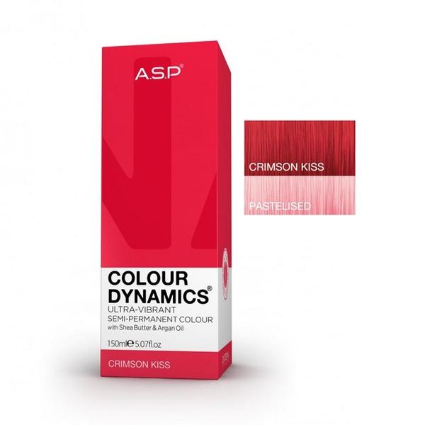 Affinage - Asp Colour Dynamics Crimson Kiss Yarı Kalıcı Saç Boyası