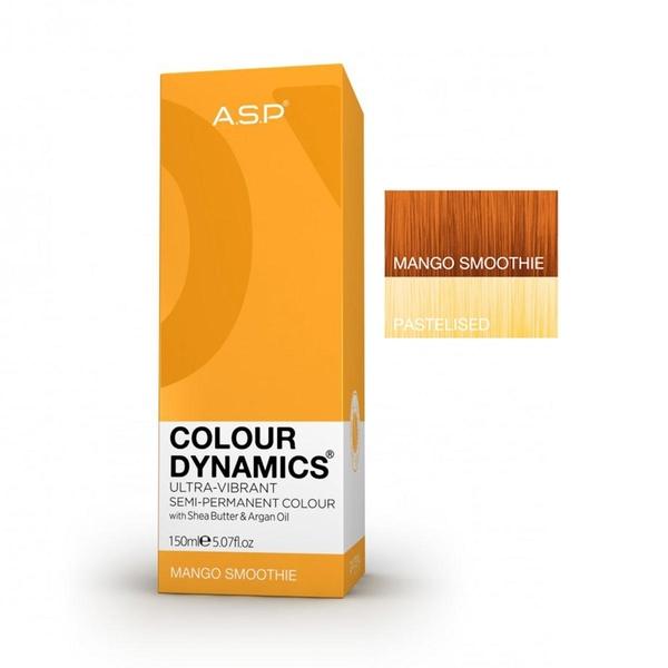Affinage - Asp Colour Dynamics Mango Smoothie Yarı Kalıcı Saç Boyası