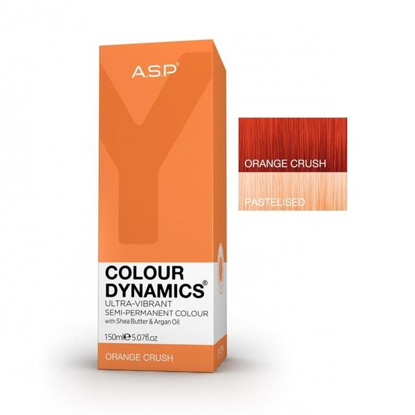 Affinage - Asp Colour Dynamics Orange Crush Yarı Kalıcı Saç Boyası