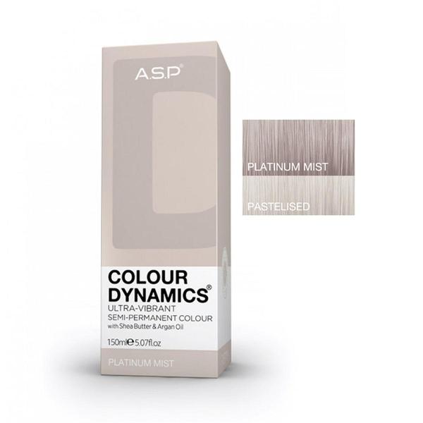 Affinage - Asp Colour Dynamics Platinium Mist Yarı Kalıcı Saç Boyası