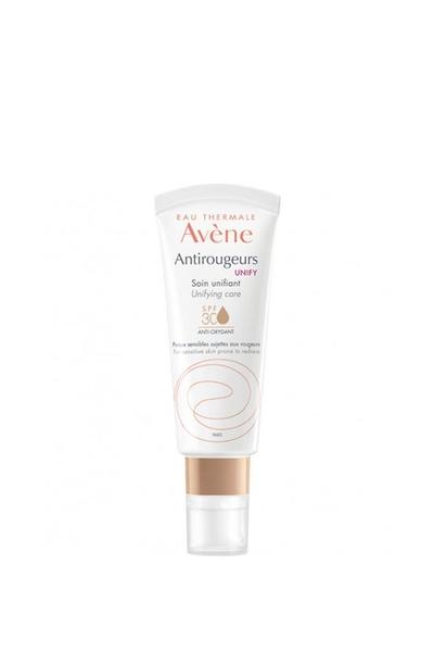 Avene - Avene Antirougeurs Unify Kızarıklığa Eğimli Ciltler İçin Bakım Kremi SPF 30+ 40 ml