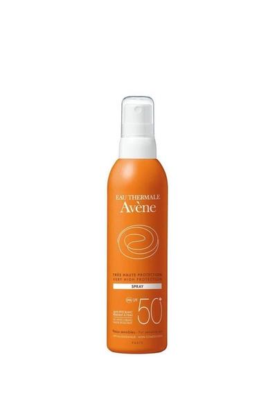 Avene - Avene Hassas Ciltler İçin Güneş Koruyucu Vücut Spreyi SPF 50+ 200 ml