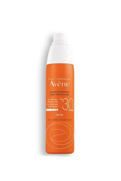 Avene - Avene Hassas Ciltler İçin Güneş Koruyucu Vücut Spreyi SPF30+ 200 ml