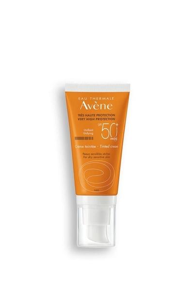 Avene - Avene Kuru Ciltler İçin Renkli Güneş Koruyucu Krem SPF 50+ 50 ml