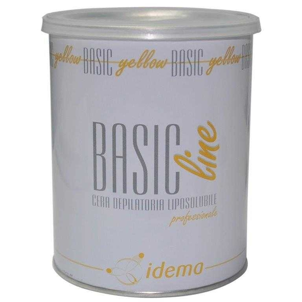 Tanaçan - Basic Line Konserve Naturel Sir Ağda 800 ml