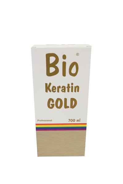 Bio Keratin Gold - Bio Keratin Gold Brezilya Fönü Keratini 700 ml