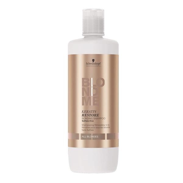 Schwarzkopf - Blondme Keratin Restore Şampuan 1000 ml