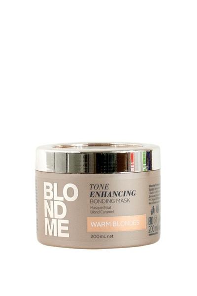 Schwarzkopf - Blondme Tone Enhancing Bağ Yapıcı Maske 200 ml