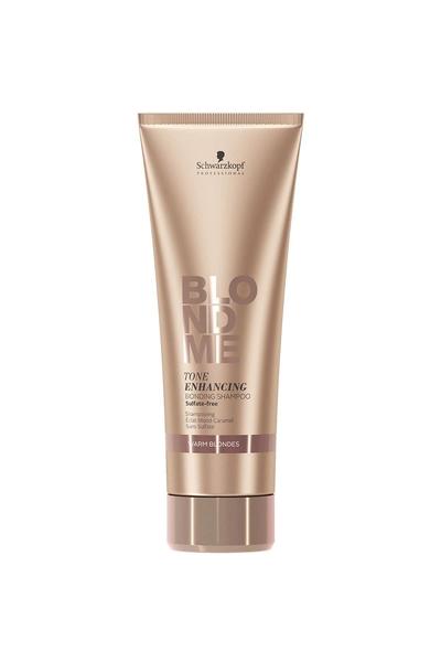 Schwarzkopf - Blondme Tone Enhancing Bağ Yapıcı Sülfatsız Şampuan 250 ml