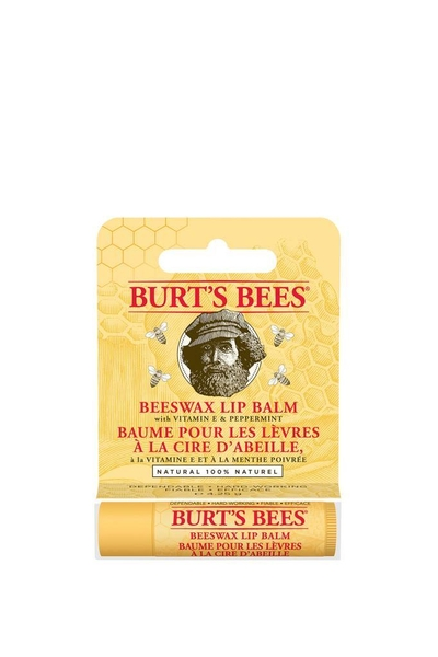 Burts Bees - Burts Bees Beeswax Dudak Bakım Kremi 4,25 g