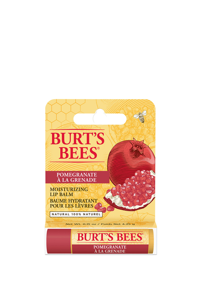 Burts Bees - Burts Bees Nemlendirici Dudak Bakım Kremi Nar Aromalı 4,25 g