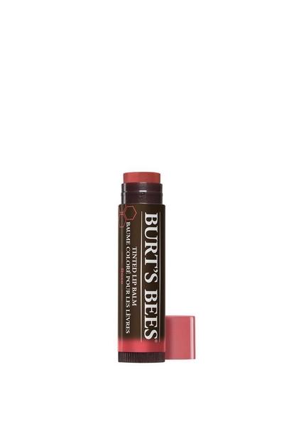 Burts Bees - Burts Bees Renkli Dudak Bakım Kremi Rose Kırmızı 4,25 g