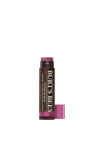 Burts Bees - Burts Bees Renkli Dudak Bakım Kremi Sweet Violet Fuşya 4,25 g