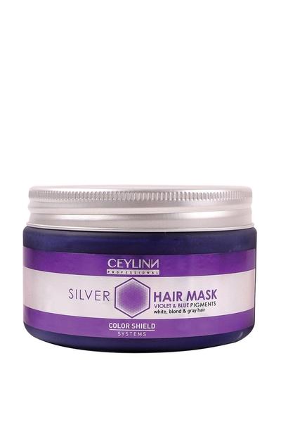 Ceylinn - Ceylinn Silver Renk Koruyucu Maske 300 ml
