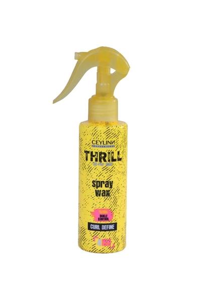 Ceylinn - Ceylinn Thrill Bukle Belirginleştirici Sprey Wax 150 ml