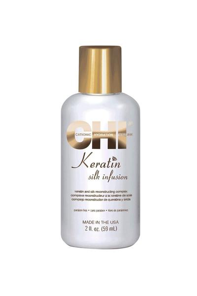 Chi - CHI Infra Silk Infusion Parabensiz Onarıcı Saç Serumu 59 ml