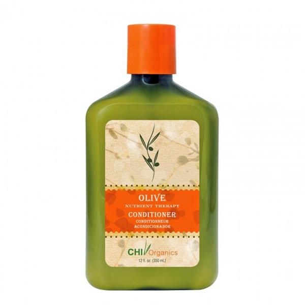 Chi - CHI Organics Olive Nutrient Therapy Zeytinyağlı Saç Kremi 350ml