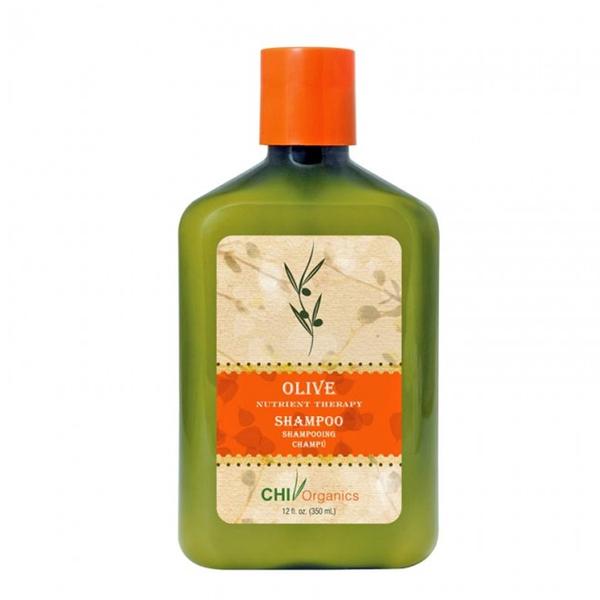 Chi - CHI Organics Olive Nutrient Therapy Zeytinyağlı Şampuan 350ml