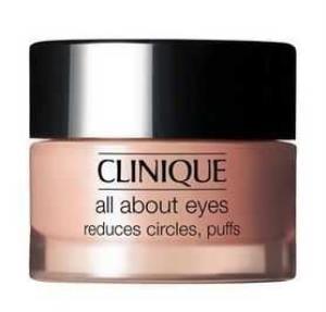Clinique - Clinique All About Eyes Mor Halka ve Şişlik Karşıtı Göz Çevresi Bakım Kremi 15 ml
