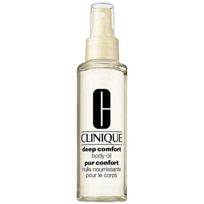 Clinique - Clinique Deep Comfort Body Oil Vücut Yağı 125ml