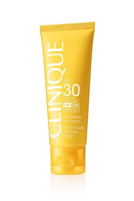 Clinique - Clinique SPF30 Anti-Wrinkle Face Cream Kırışıklık Karşıtı Yüz Bakım Kremi 50ml