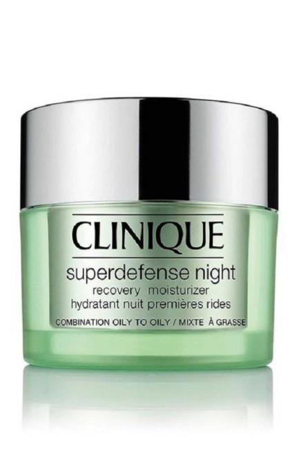 Clinique - Clinique Super Defense Yaşlanma Karşıtı Gece Kremi Cilt Tipi 3-4 50ml