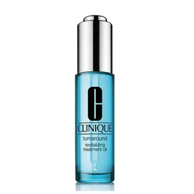 Clinique - Clinique Turnaround Revitalizing Treatment Oil Canlandırıcı Bakım Yağı 30ml