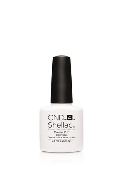Cnd - Cnd Shellac Kalıcı Oje Cream Puff