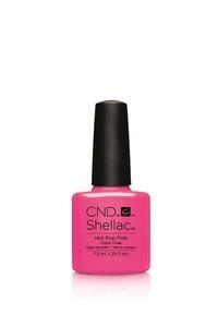 Cnd - Cnd Shellac Kalıcı Oje Hot Pop Pink