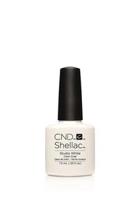 Cnd - Cnd Shellac Kalıcı Oje Studio White
