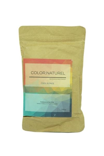 Color Naturel - Color Naturel Cool Blonde Beyaz Toz Açıcı 500 g