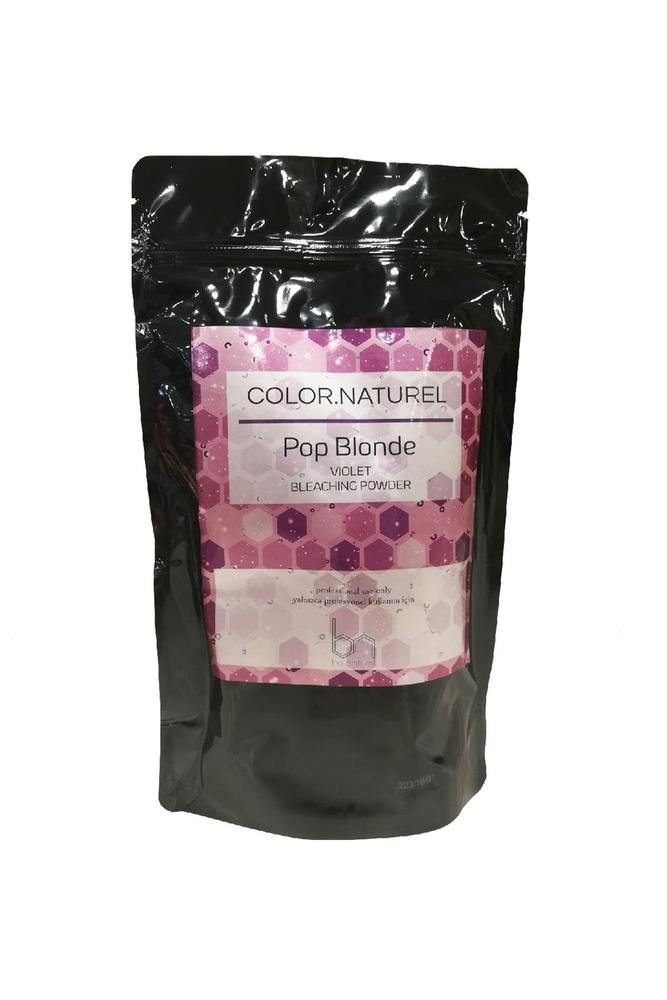 Color Naturel Pop Blonde Toz Açıcı Violet 500 g