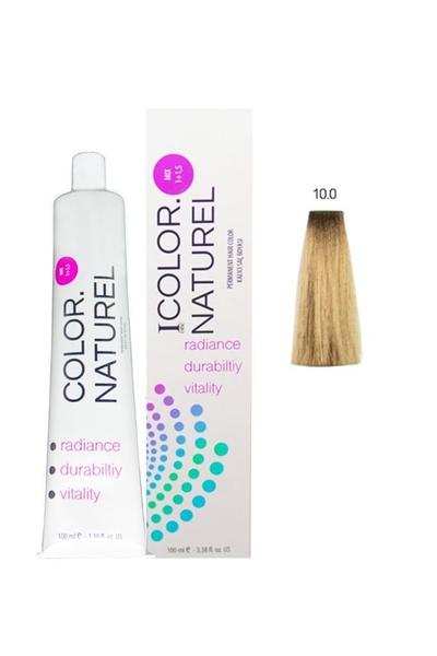 Color Naturel - Color Naturel Saç Boyası 10.0 Açık Sarı 100 ml