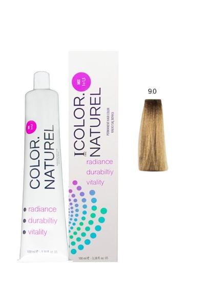 Color Naturel - Color Naturel Saç Boyası 9.0 Sarı 100 ml