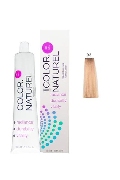 Color Naturel - Color Naturel Saç Boyası 9.3 Altın Çok Açık Kumral 100 ml